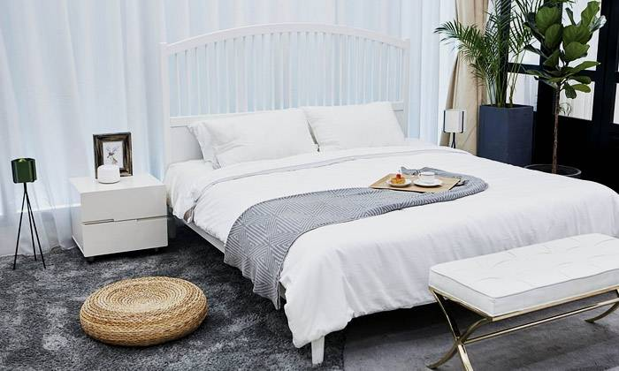 tapijt vloer slaapkamer