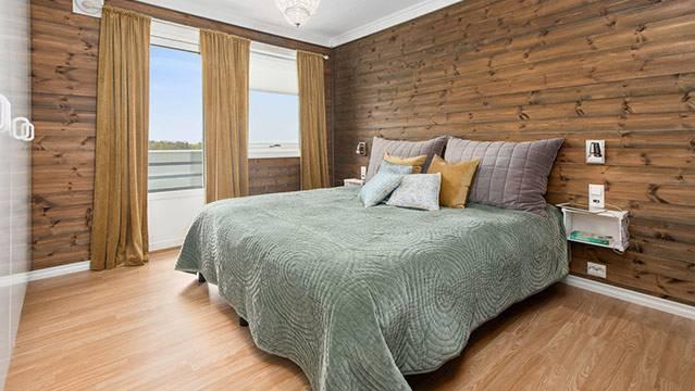 laminaat vloer slaapkamer